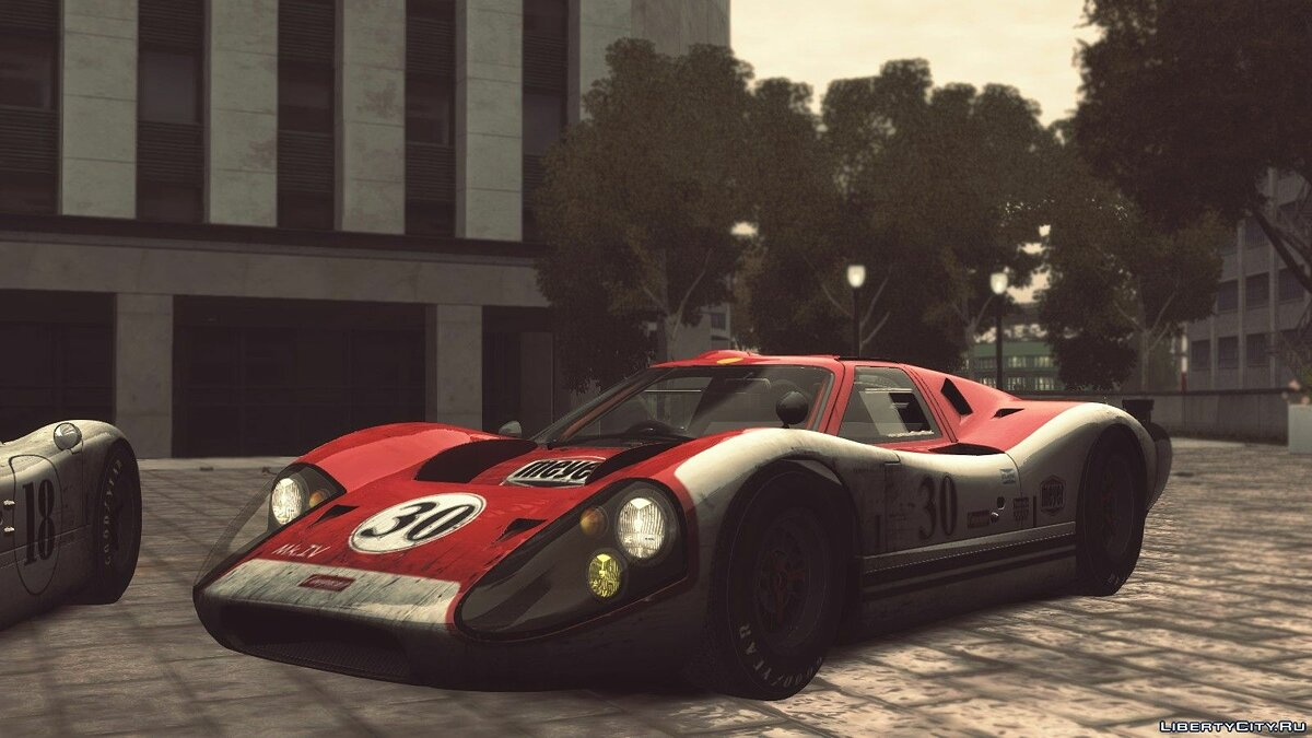 Ford Mark IV 1967 для GTA 4