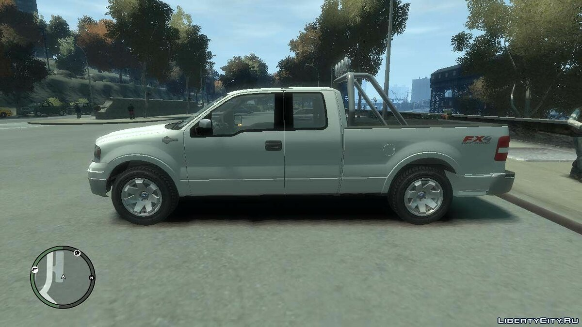 Машина Ford 2005Ford F-150 King Ranch для GTA 4
