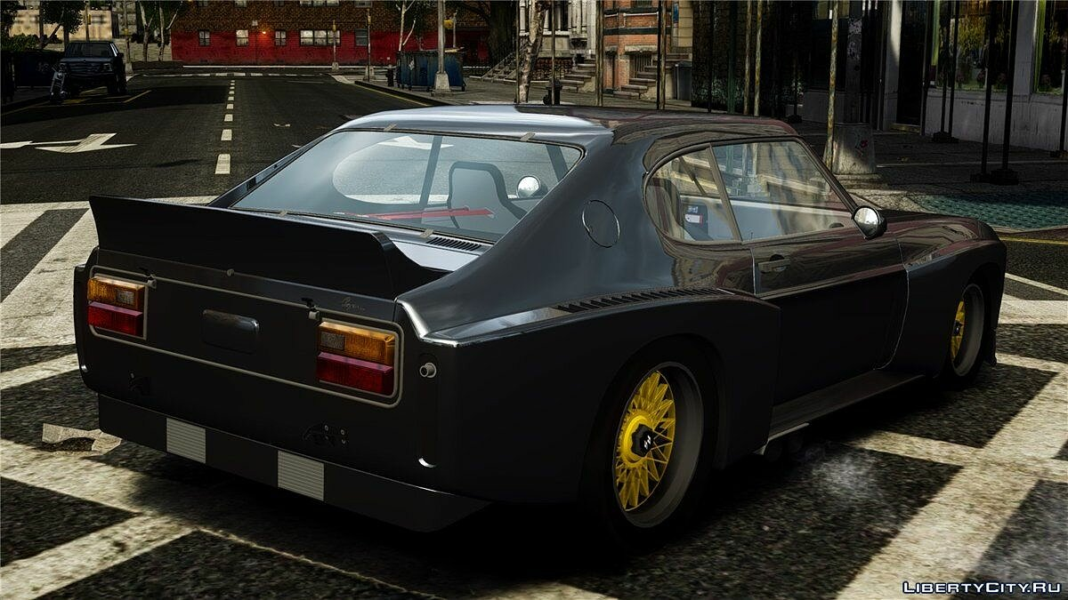 Машина Ford 1974 Ford Capri RS для GTA 4
