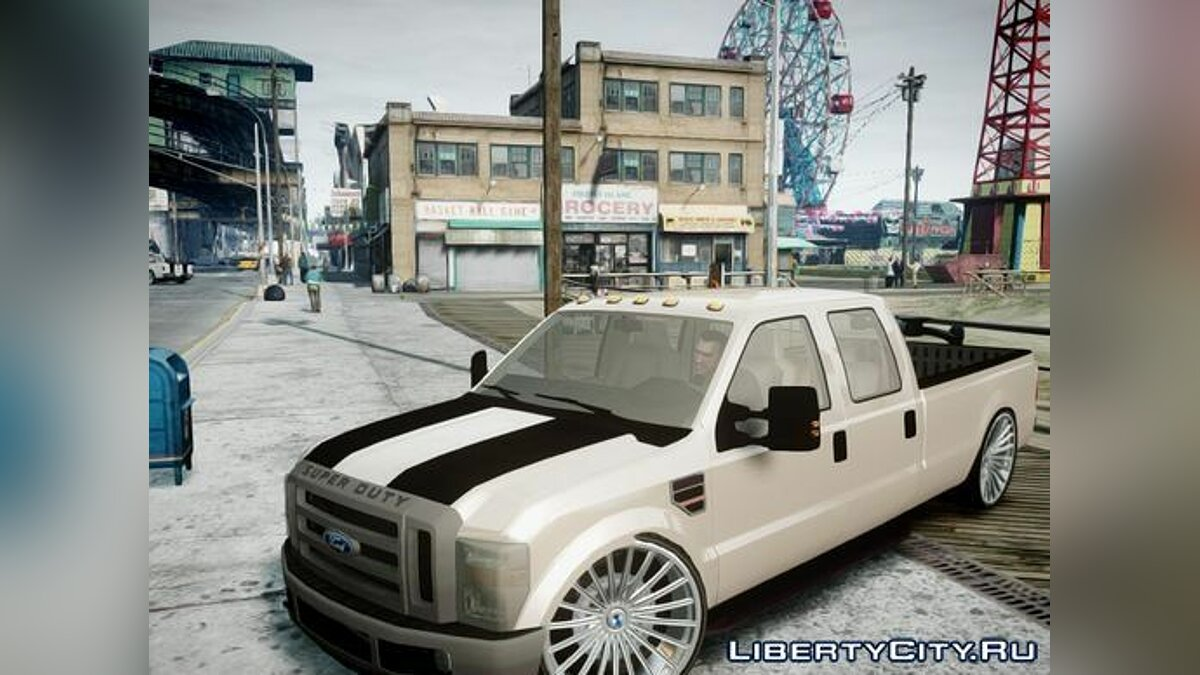 2010 Ford F 350 Super Duty DUB для GTA 4