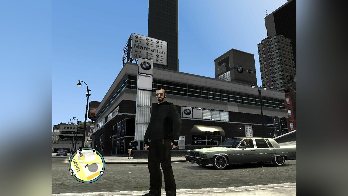 BMW Manhattan для GTA 4
