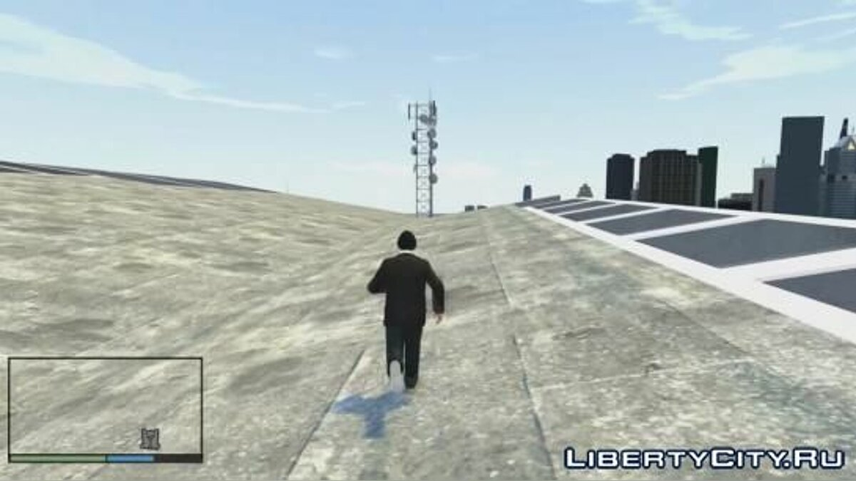 ��ольшой мод GTA V Walkstyle V.2.5 для GTA 4