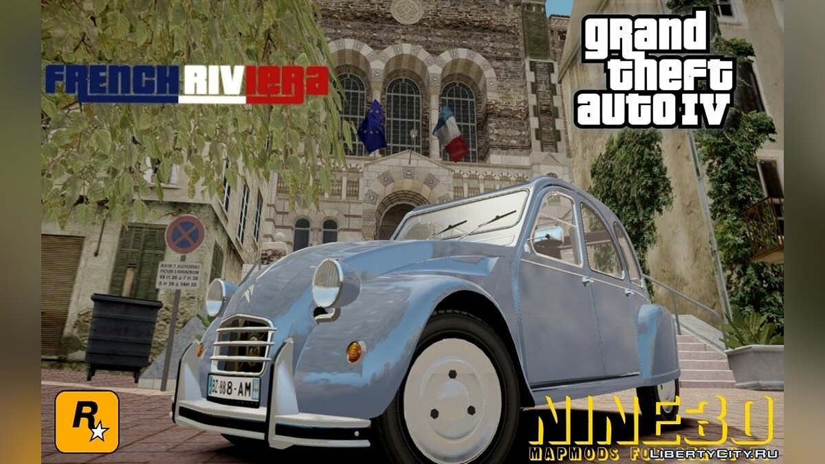 French Riviera Update 1.2 для GTA 4