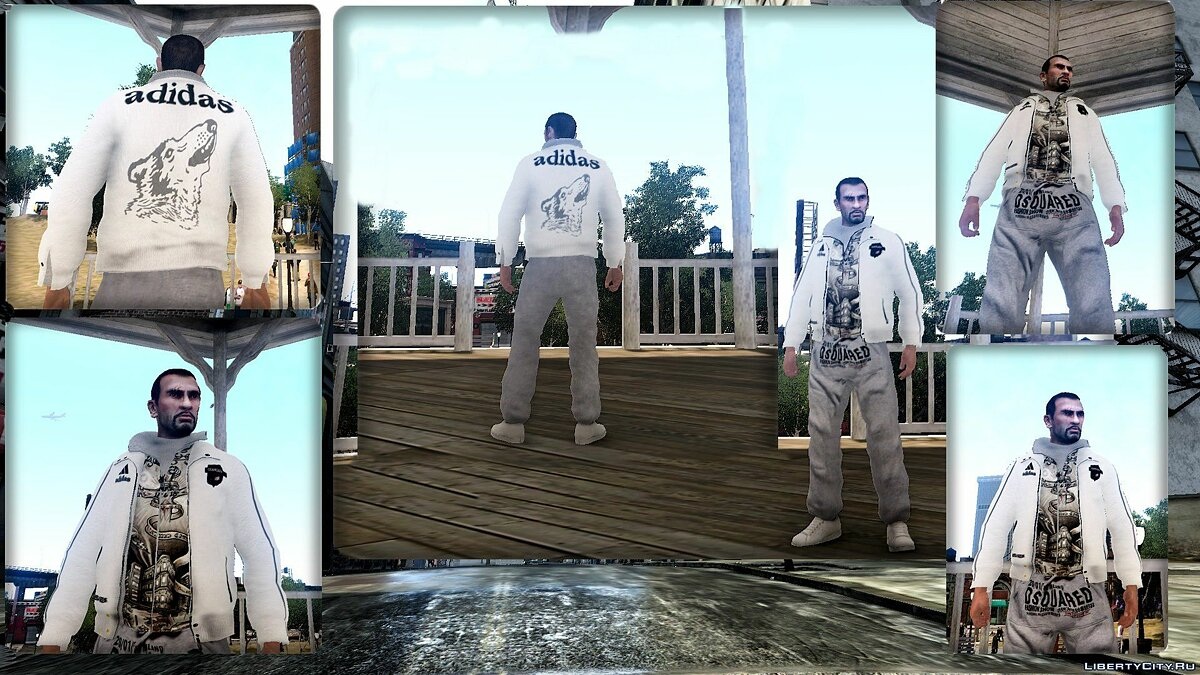 Stylish suit для GTA 4
