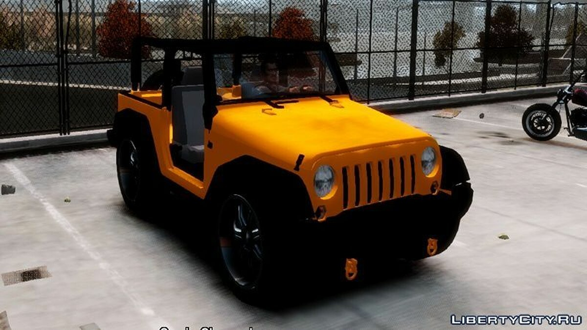 2012 Jeep Wrangler Rubicon для GTA 4