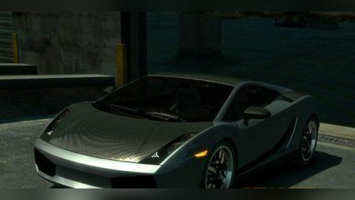 2007 Lamborghini Gallardo Superleggera Custom для GTA 4