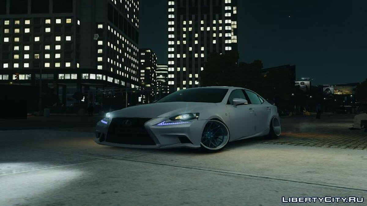Машина Lexus Lexus IS350 Fsport Emre AKIN Edition для GTA 4