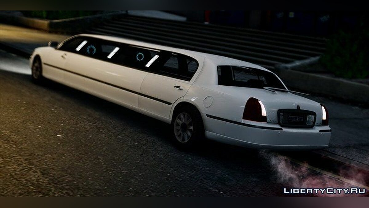 2010 Lincoln Town Car Limousine для GTA 4