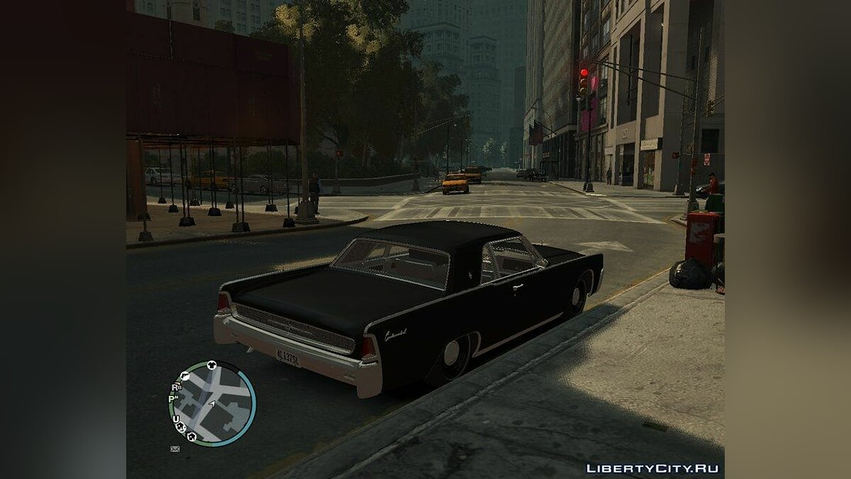 Машина Lincoln 1962 Lincoln Continental Coupe для GTA 4