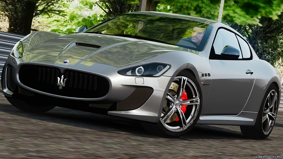 2014 Maserati GranTurismo MC Stradale [Updated] для GTA 4