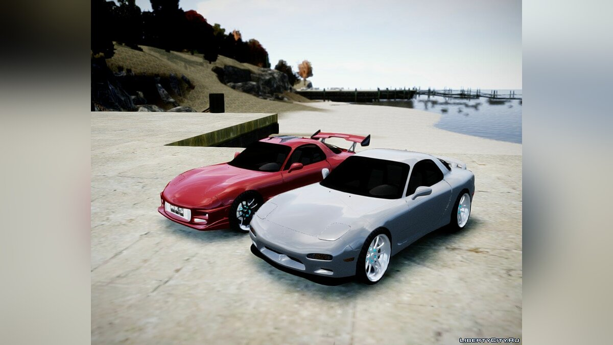 1993 ''Mazda RX-7'' (With tunable parts) для GTA 4