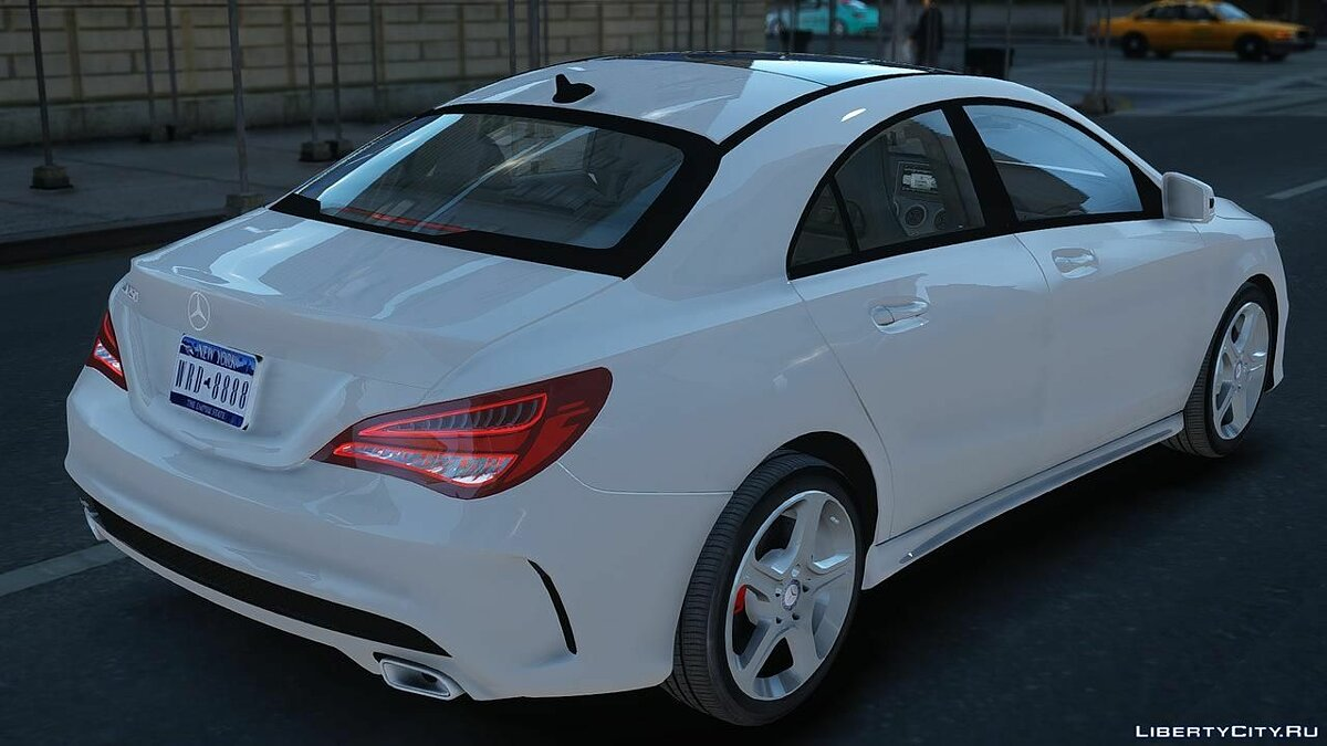 Mercedes-Benz CLA 250 2014 v1.0 для GTA 4 - скриншот #2