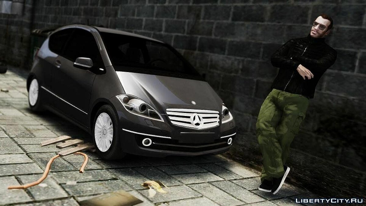 2009 Mercedes Benz A200 Turbo by Sleepy93HUN  для GTA 4 - Картинка #3