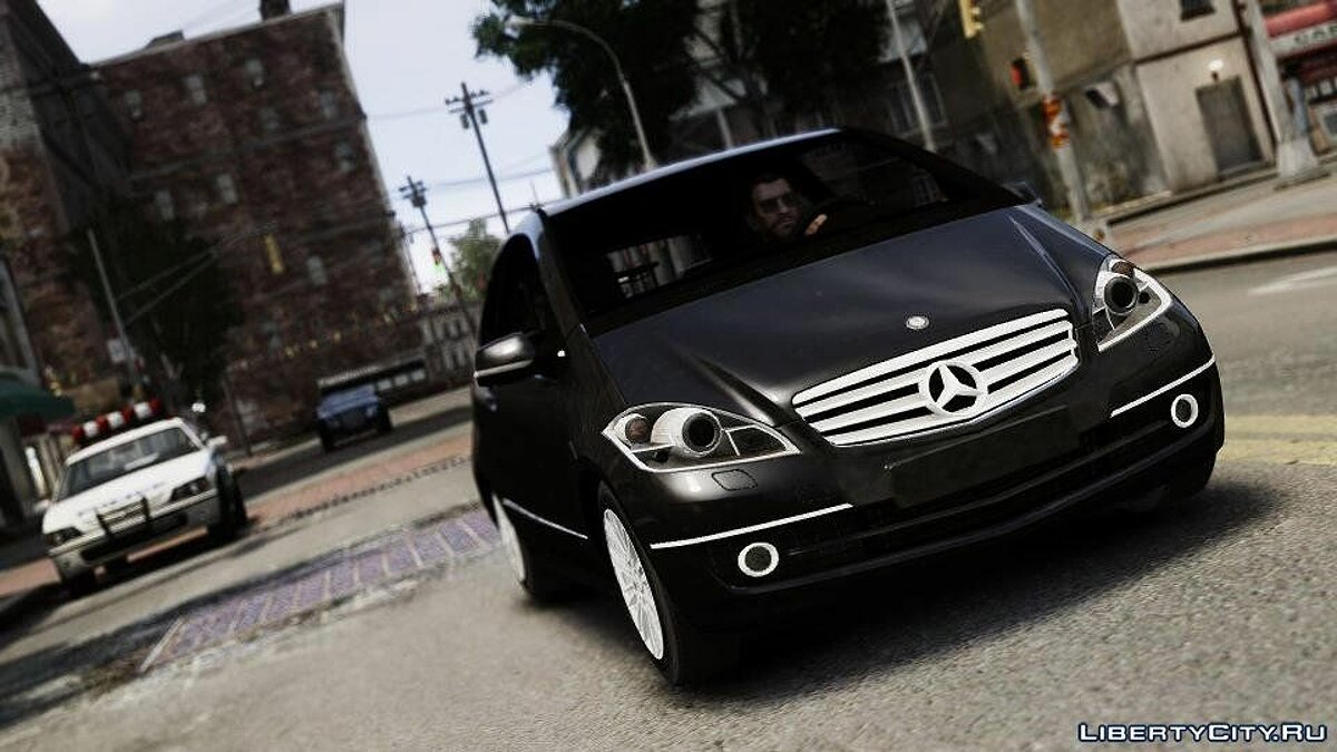 2009 Mercedes Benz A200 Turbo by Sleepy93HUN  для GTA 4 - Картинка #4
