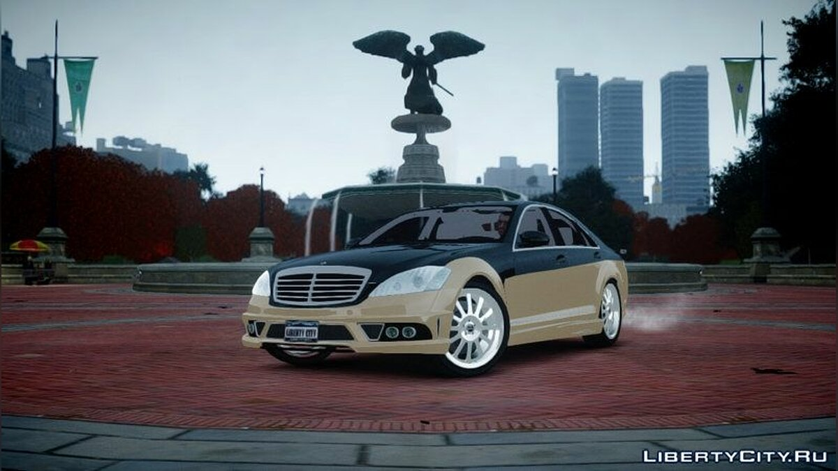 2008 Carlsson Aigner CK65 RS Blanchimont для GTA 4