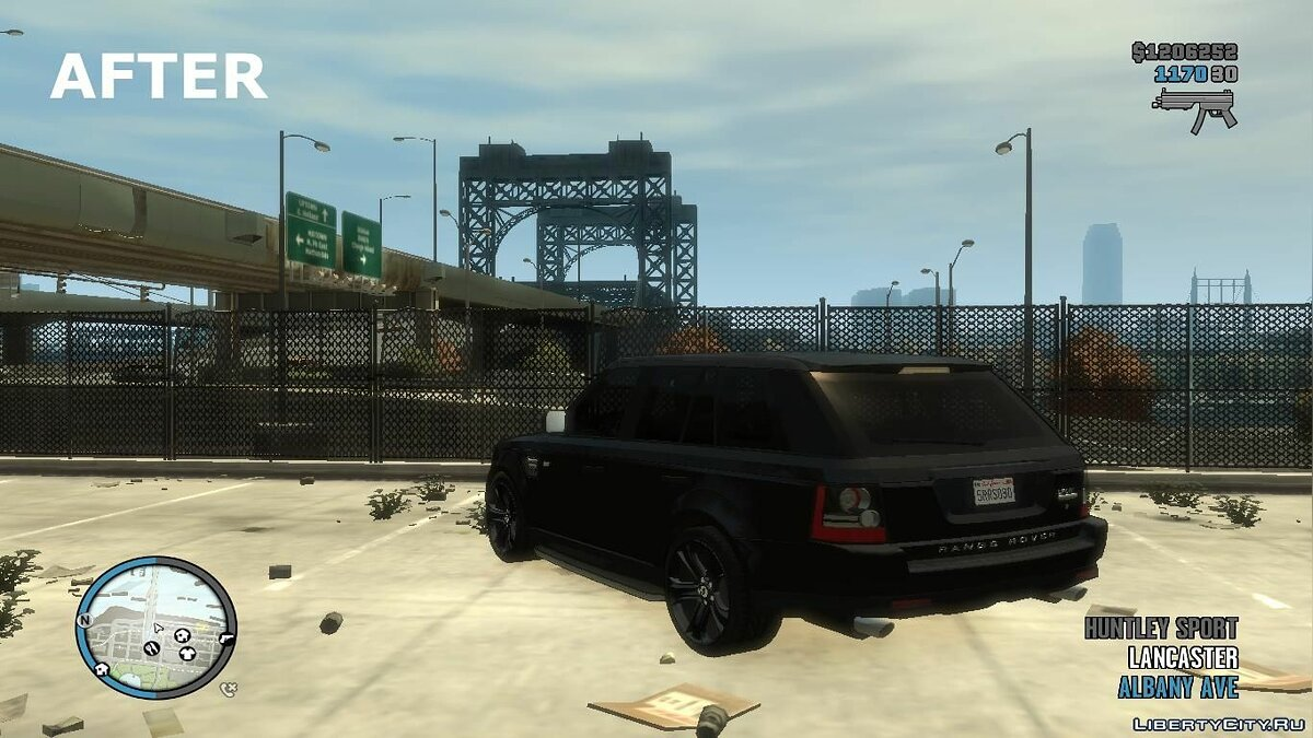Perfect Radar & HUD Mod для GTA 4