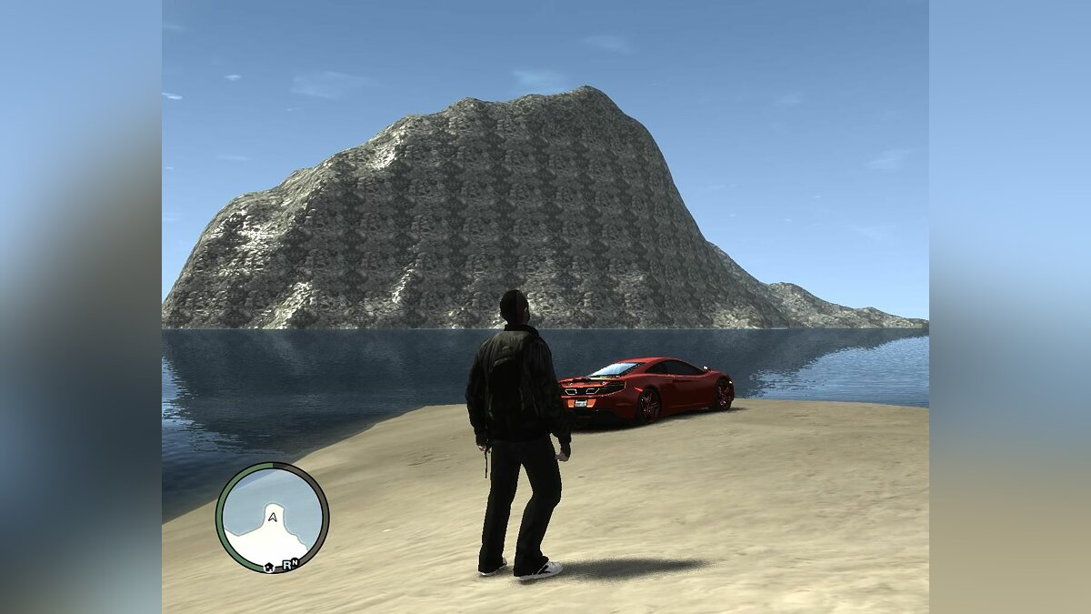 Mountain Landsc для GTA 4