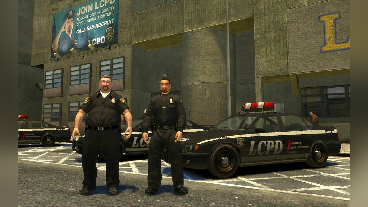 Police Pursuit Mod Beta 7.6d для GTA 4