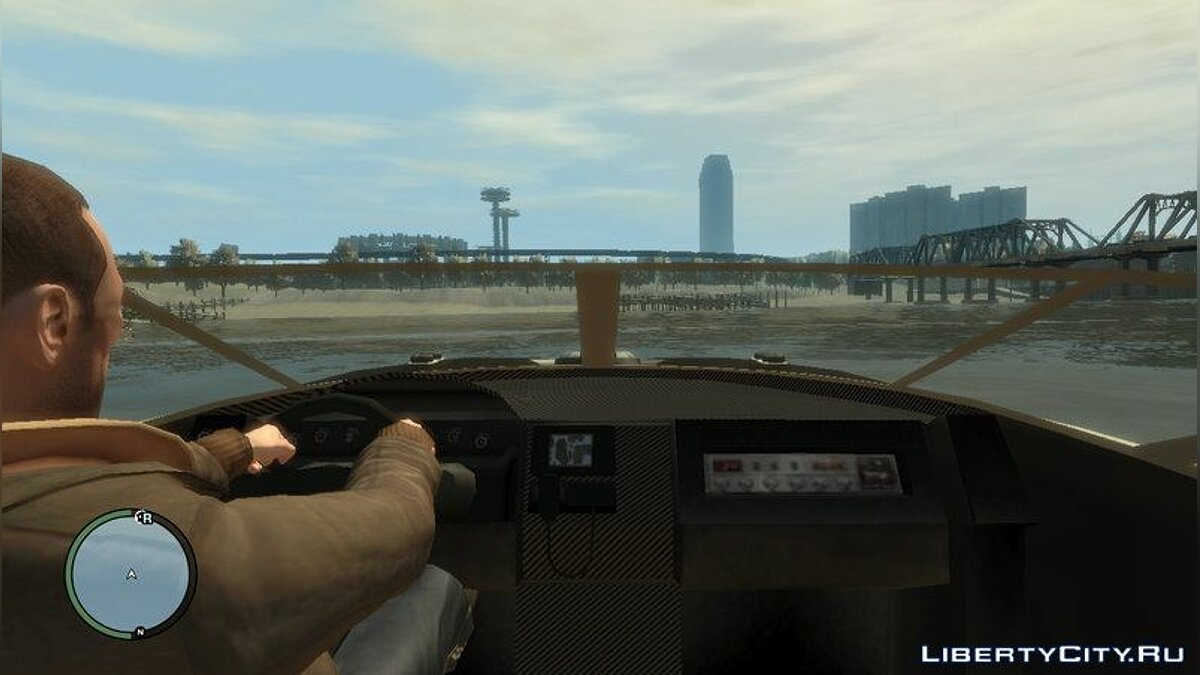 Мод Cabin Camera [GTA IV and EFLC] для GTA 4