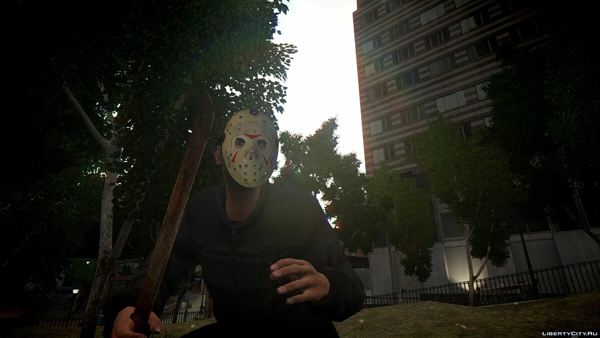 Friday the 13th pack для GTA 4 - скриншот #3