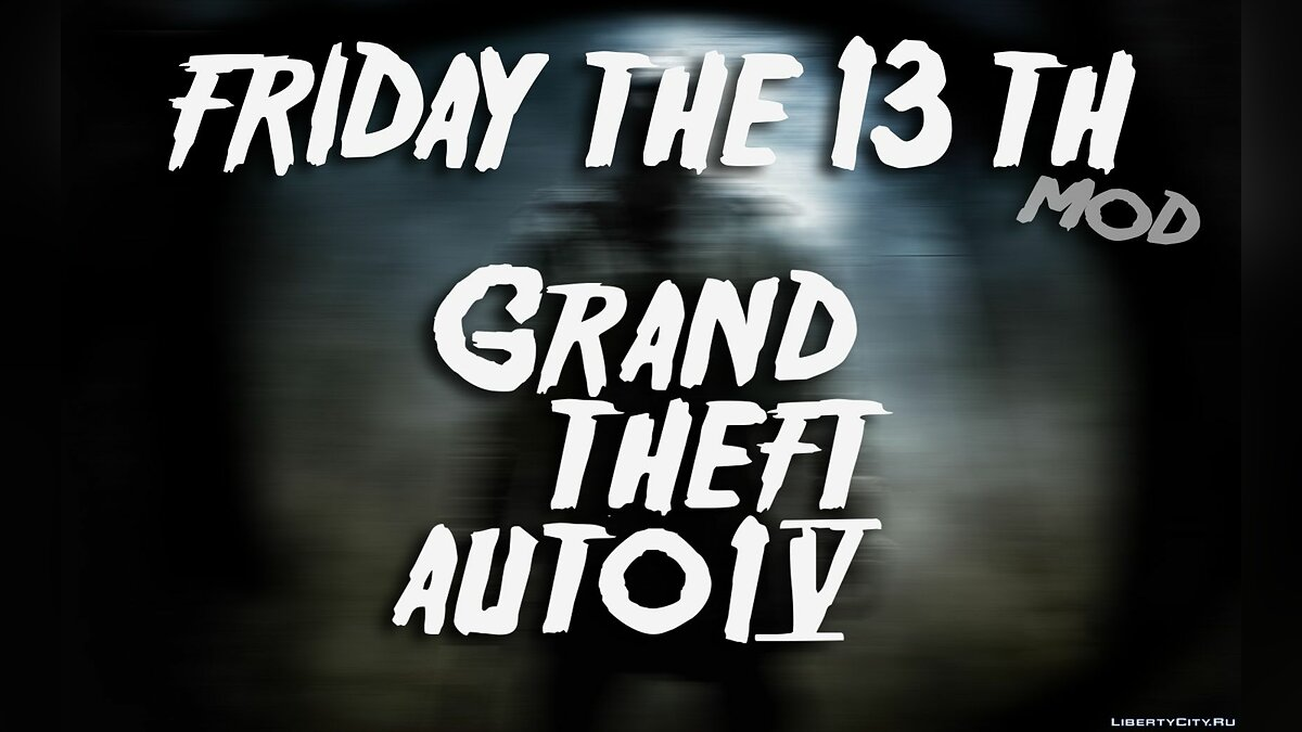 Friday the 13th pack для GTA 4