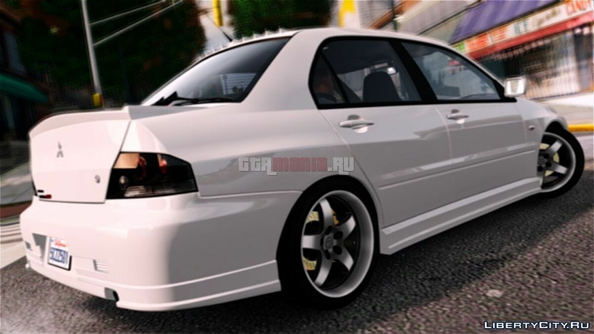 Mitsubishi Lancer Evolution IX [Beta] для GTA 4 - скриншот #2
