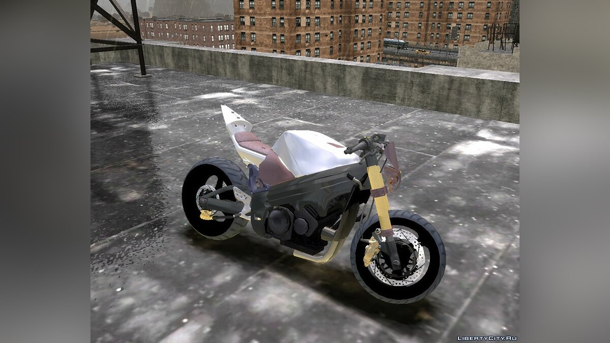 Hayabusa Turbo для GTA 4