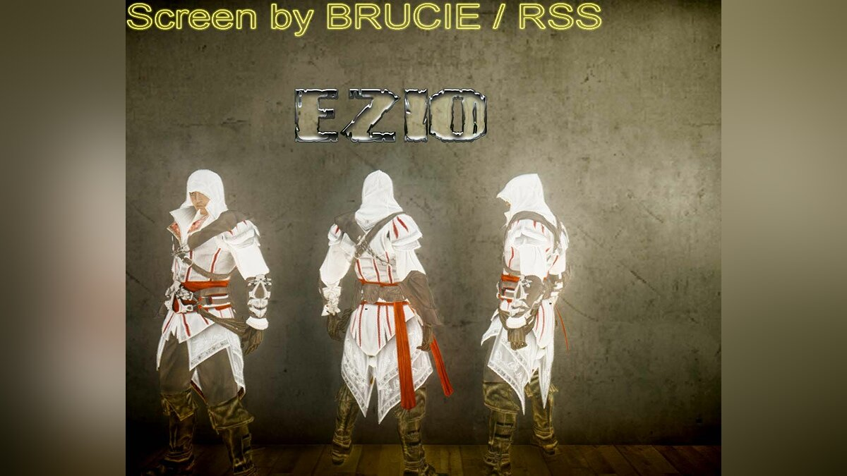Assassin's Creed II Ezio 1.5 для GTA 4