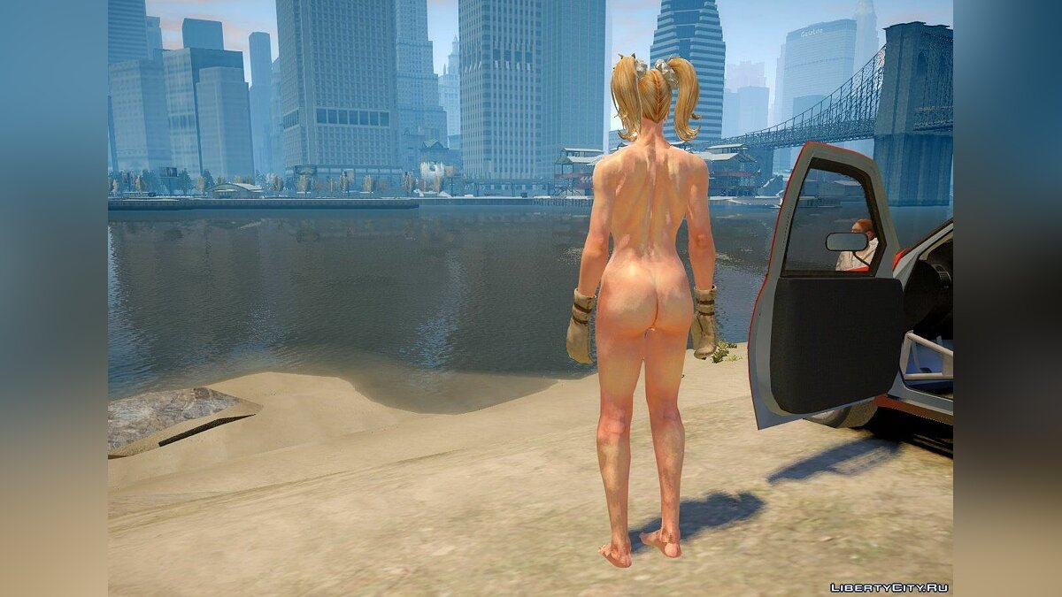 Juliet Starling Nude 18+ для GTA 4 - скриншот #2
