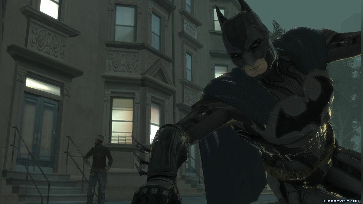 The Injustice Batman для GTA 4