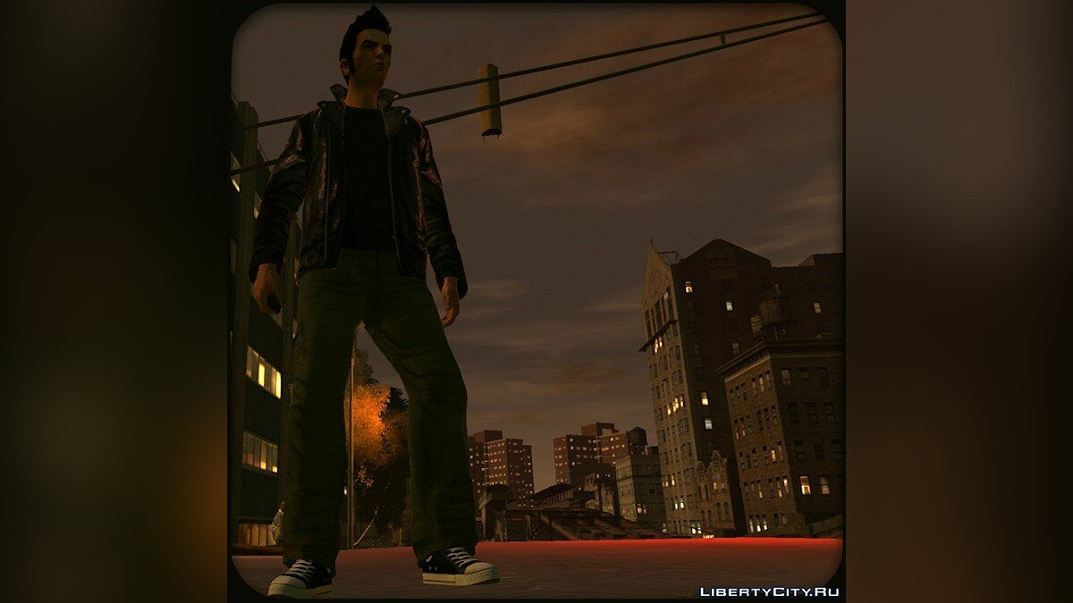 Claude HD for GTAIV для GTA 4 - скриншот #4