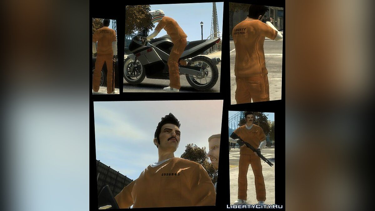 Claude HD for GTAIV для GTA 4 - скриншот #8