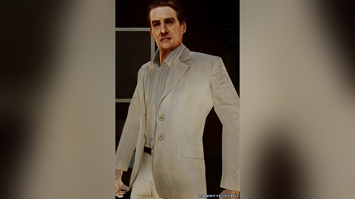 Vladimir Lem (Max Payne 2 The Fall Of Max Payne) для GTA 4