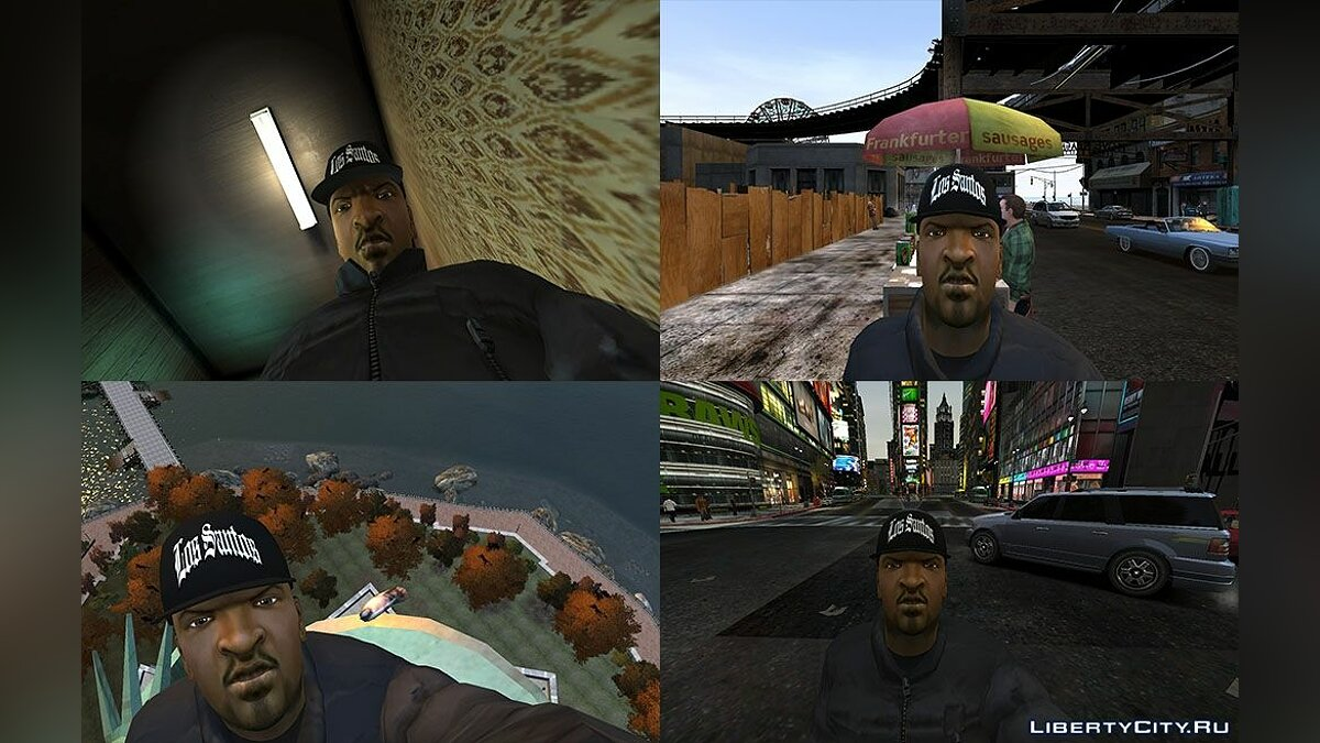 "Sean ""Sweet"" Johnson для GTA 4"