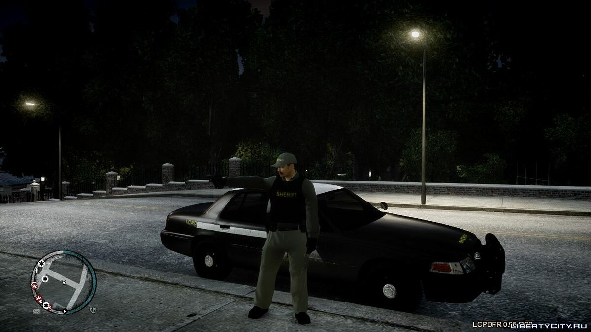 Liberty Law Agency Pack для GTA 4