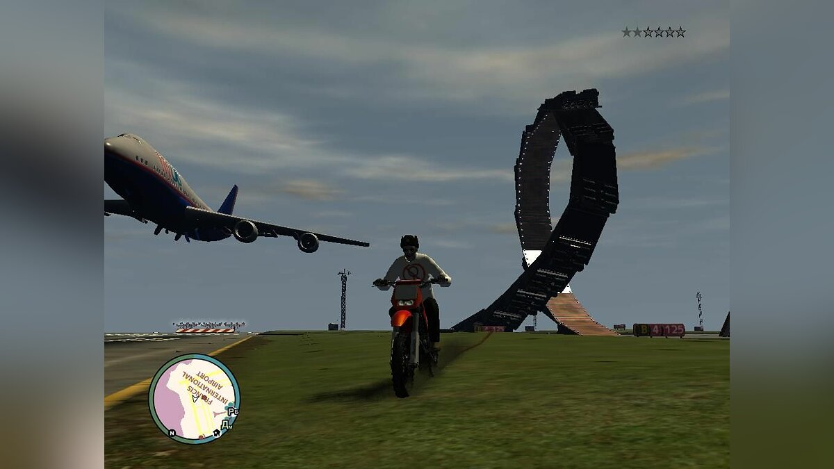 GTA 4 Looping Frden Airport для GTA 4
