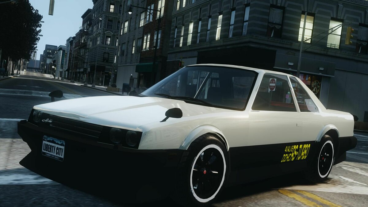 Nissan Skyline RS-X (R30) для GTA 4 - Картинка #1