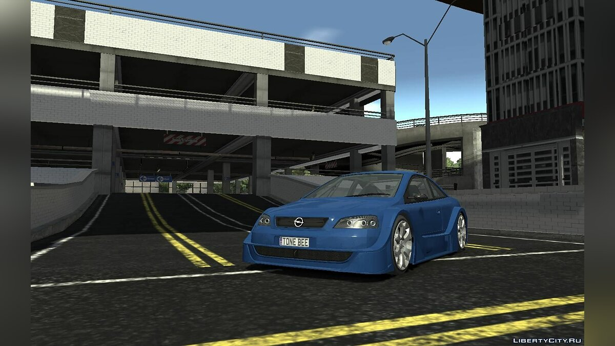 Машина Opel Opel Astra Coupe OPC Road Edition для GTA 4