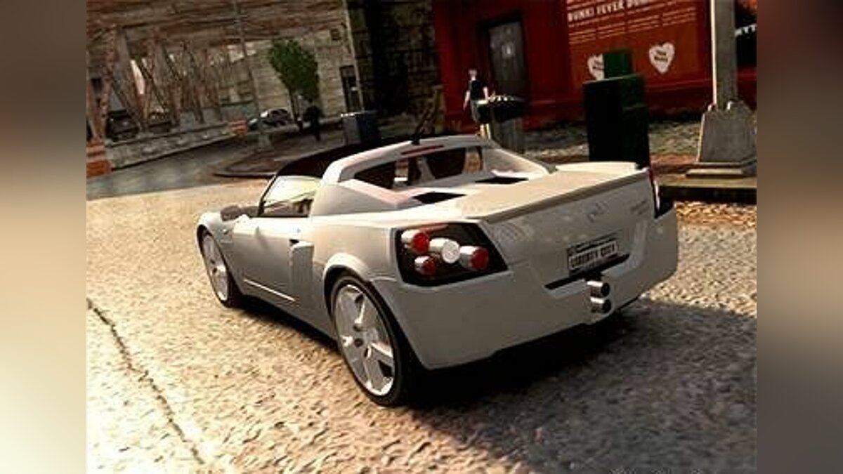 Машина Opel Opel Speedster Turbo для GTA 4