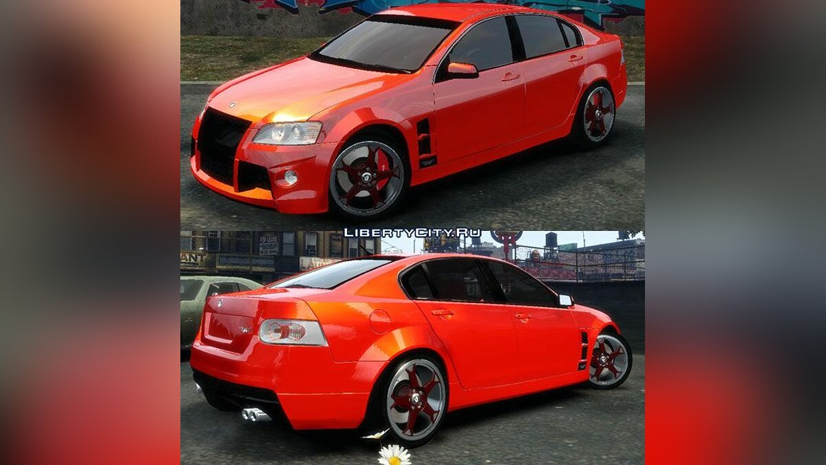 Holden HSV W427 для GTA 4 - Картинка #1