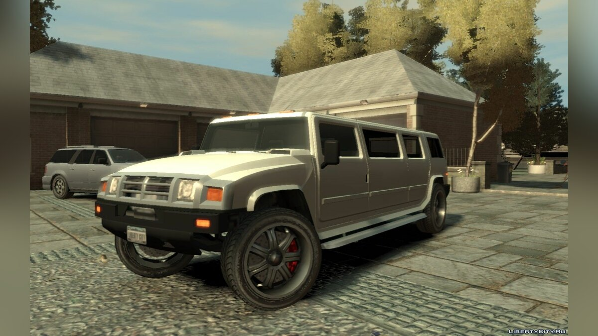 Mammoth Patriot Limousine v1.5 для GTA 4 - скриншот #5