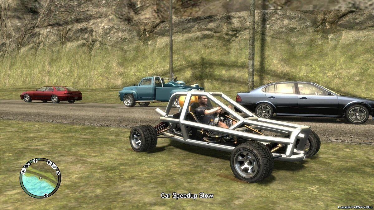 Sprint Car Beta для GTA 4