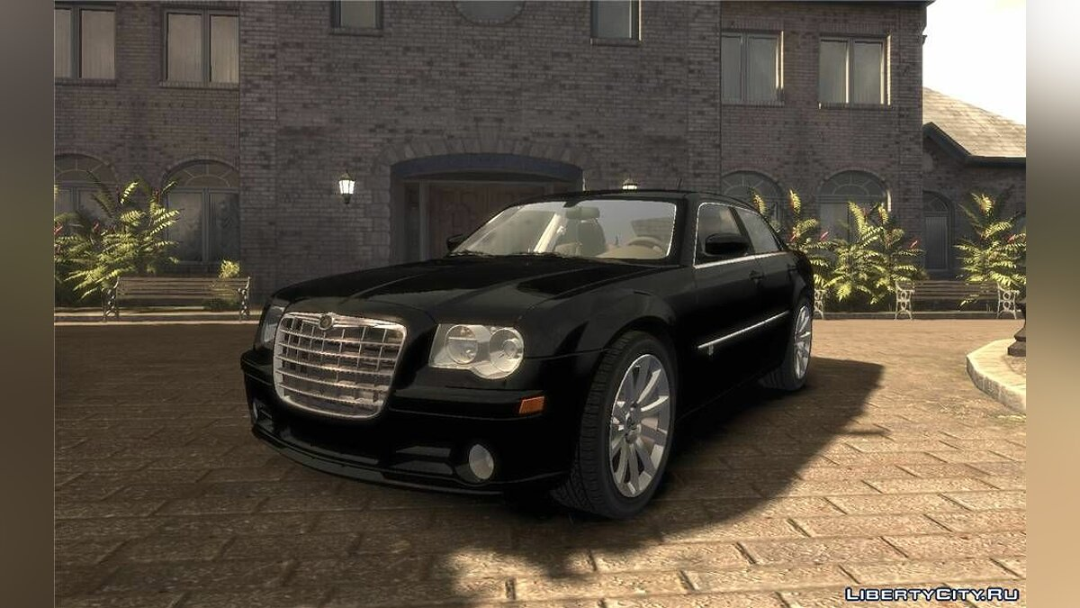 2008 Chrysler 300c SRT8 для GTA 4