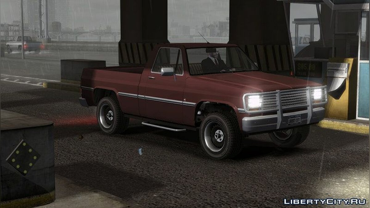 Declasse Rancher Pick-up Truck для GTA 4 - скриншот #6