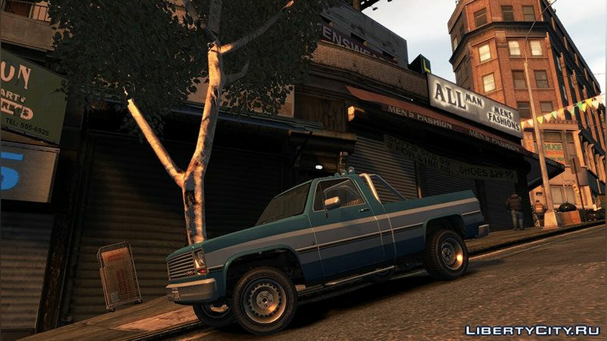 Declasse Rancher Pick-up Truck для GTA 4