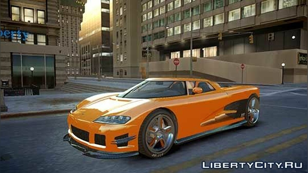 GTA V Entity XF для GTA 4