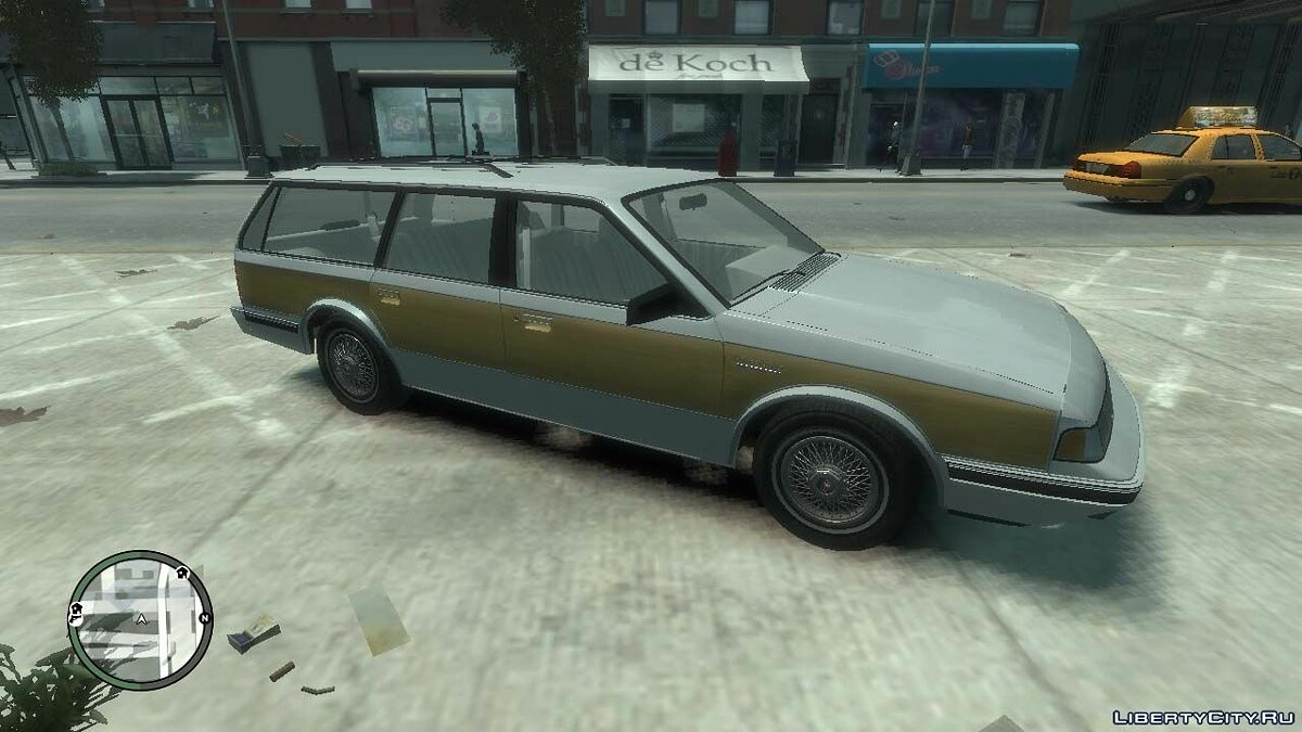 ��ашина 1993 Oldsmobile Cutlass Sierra Cruiser для GTA 4