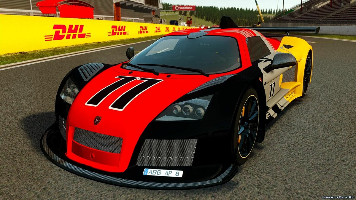 Gumpert Apollo Enraged 2012 Unleashed для GTA 4