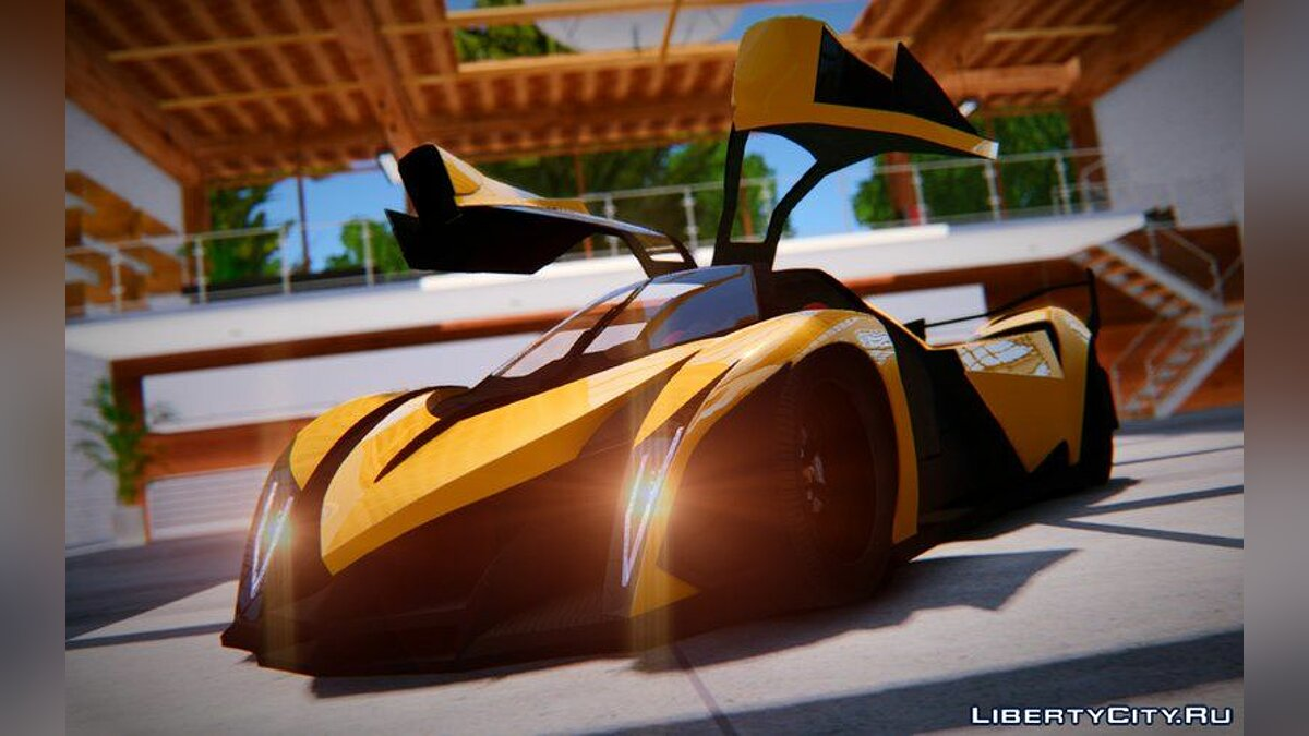 2013 Devel Sixteen Prototype для GTA 4