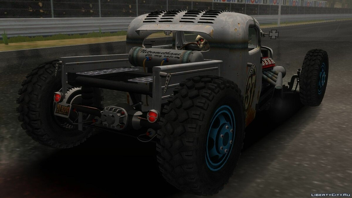 Dumont Type 47 Rat Rod [Beta] для GTA 4 - скриншот #2